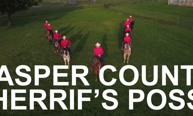 SPOTLIGHT: Jasper County Sherrif's Posse