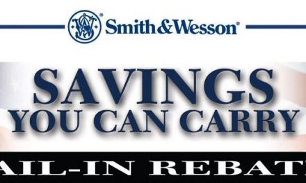 "SMITH & WESSON ""Savings You Can Carry"" Mail In Rebates (04/01/2017 – 06/30/2017)"
