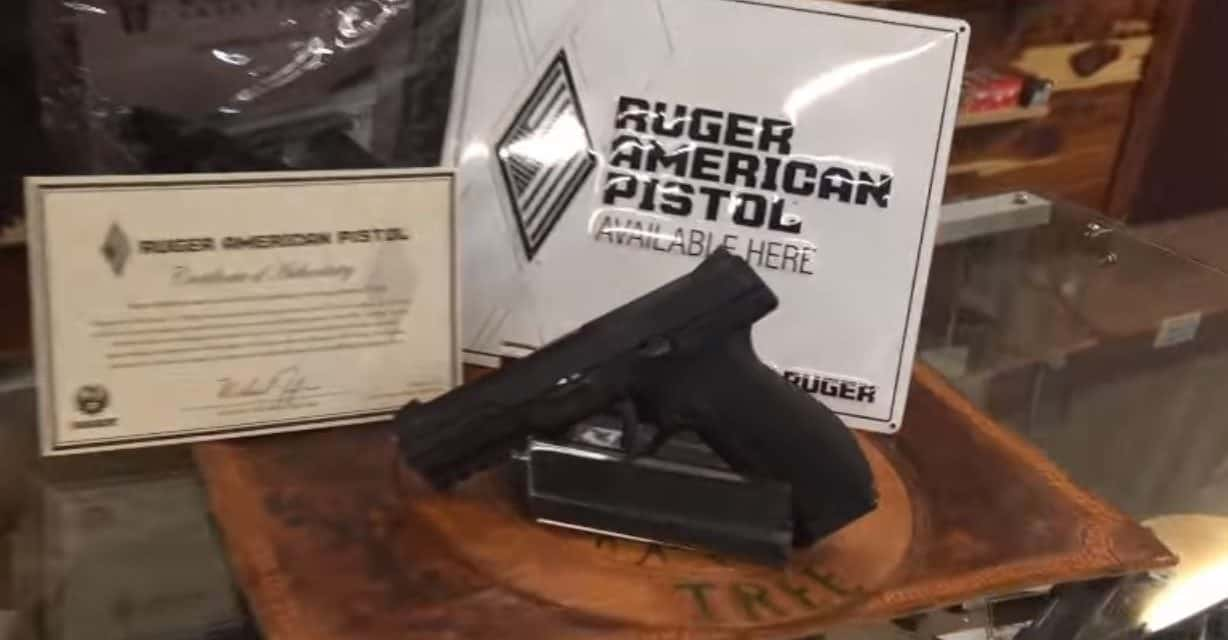 The Ruger American Pistol: is it Any Good?