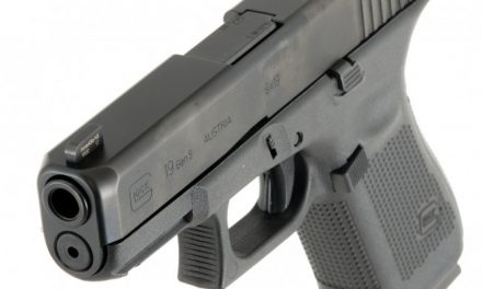 The Gen5 Glock is at Liberty Tree