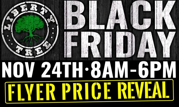 Liberty Tree Guns Black Friday Sales Event 2017 Flyer Prices