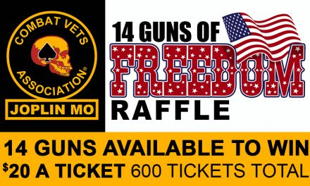 Combat Vets Association 14 Guns of Freedom 2017