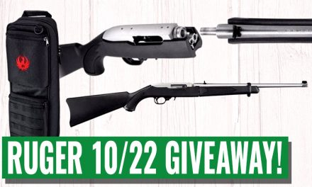 Ruger 10/22 Takedown Giveaway